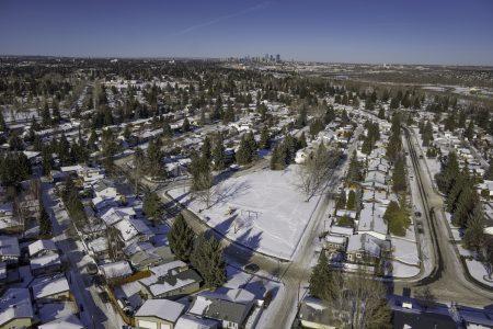 Calgary Aerial Drone Photogrpahy 2