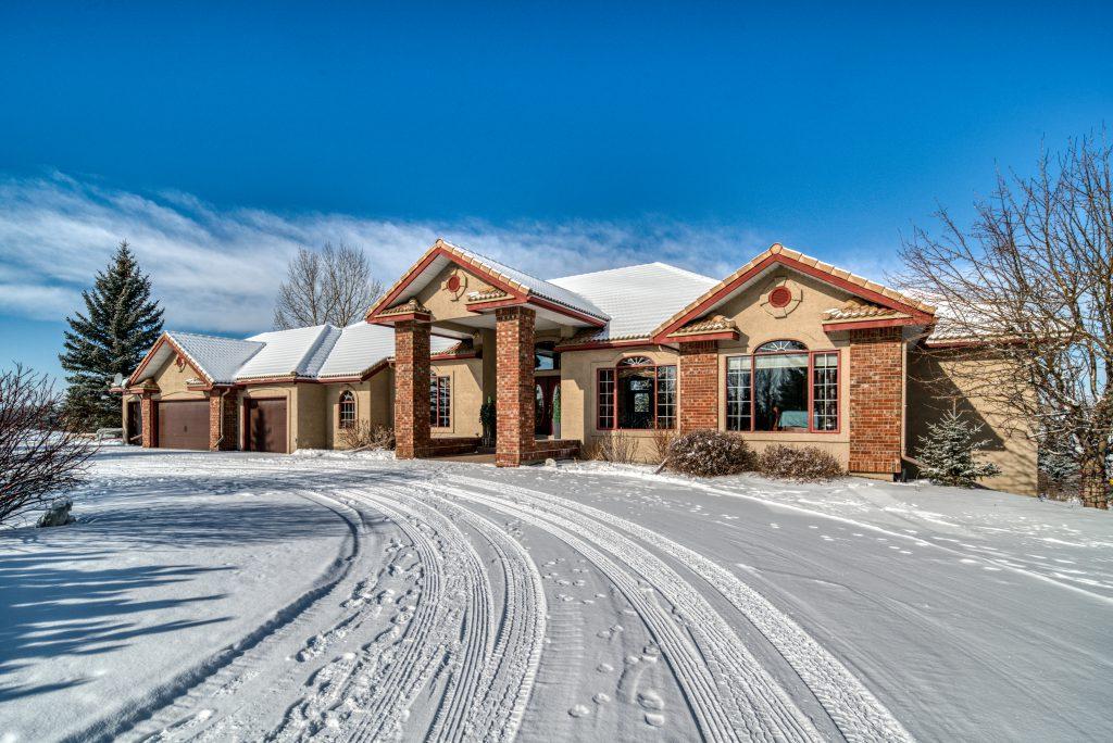 Seasonal property update of Calgary home | Real Estate Marketing