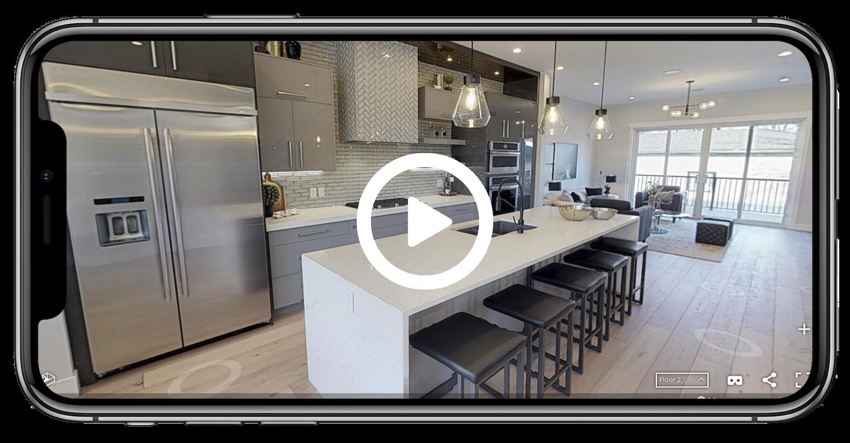 Real Estate 3D Listings Showcase Matterport Calgary | Sona