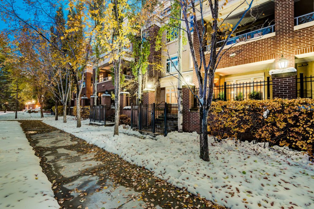 How to keep property listings hot in the colder seasons