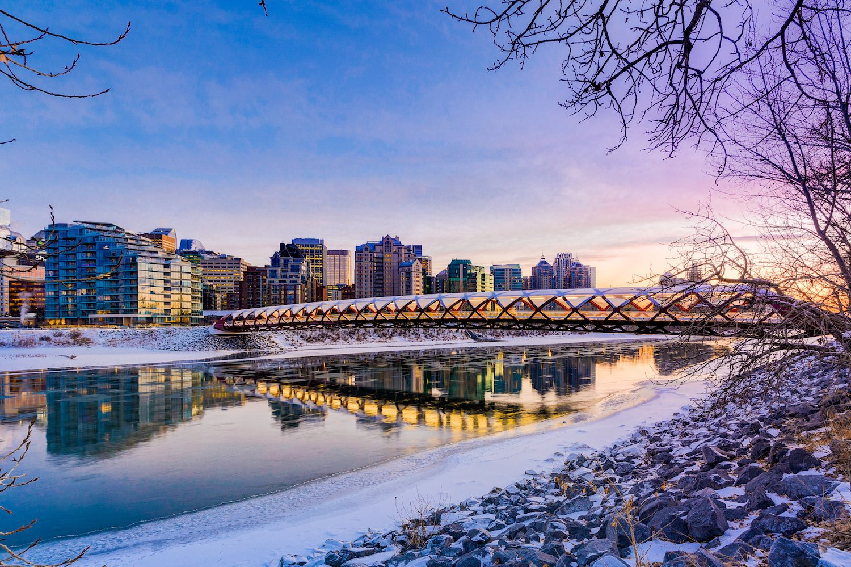 31 Social Media Content Ideas for Realtors Calgary Peace Bridge