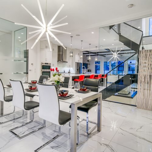 Lights on or off? When to break property photography rules