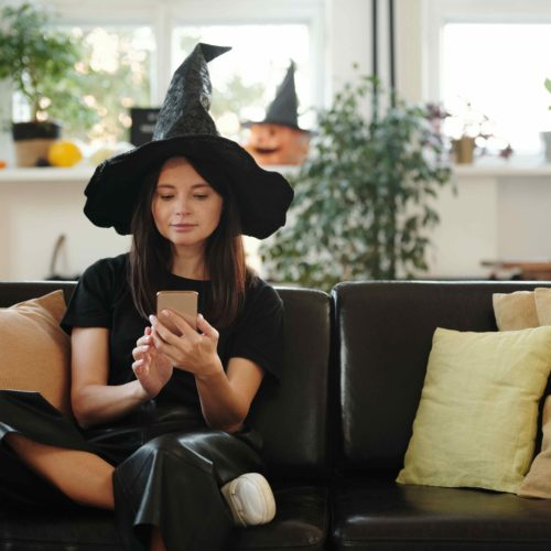 Social Media Halloween Content for Real Estate Agents